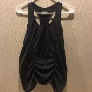 ATHLETA Scrunch Yoga Tank Top
